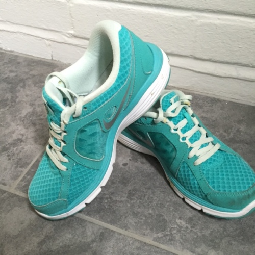 Teal Trainers Inspiration